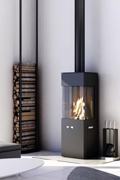 estufas attika comercial esteller sl chimeneas y. Black Bedroom Furniture Sets. Home Design Ideas